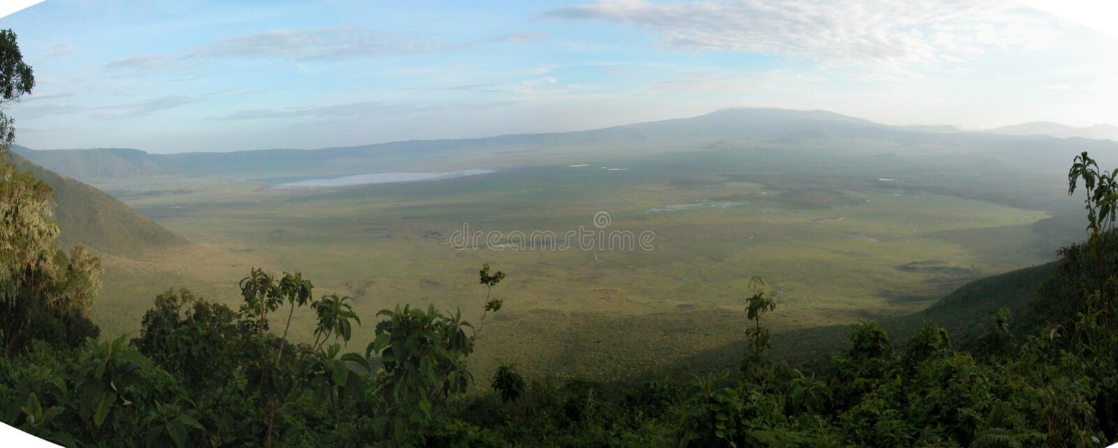 Ngorongoro fotos de stock royalty free