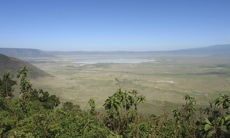 Download Ngorongoro Conservation Area In Africa Stock Photo - Image: 21277572