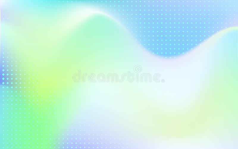 NGradient mesh abstract background. vector illustration