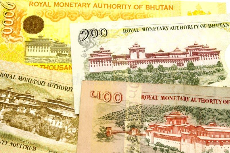 ngultrum bhutanese стоковая фотография rf