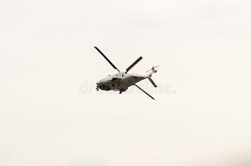 NH90 combat helicopter stock photos