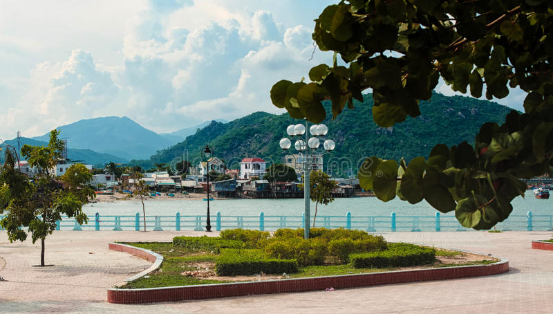 Nha Trang, Vietnam foto de stock