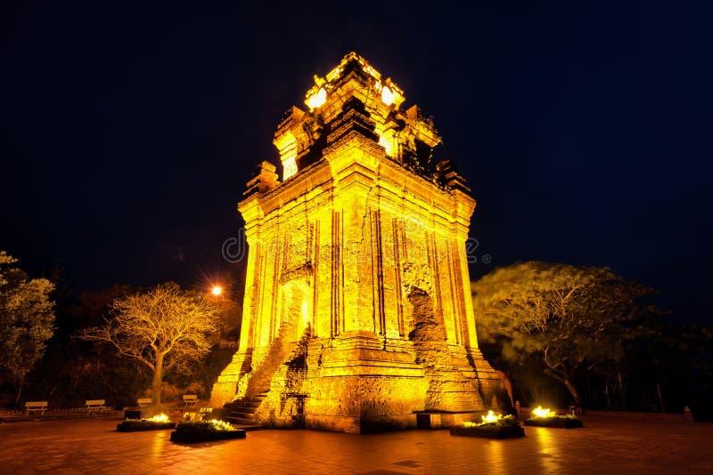 Nhan Tower stock photos