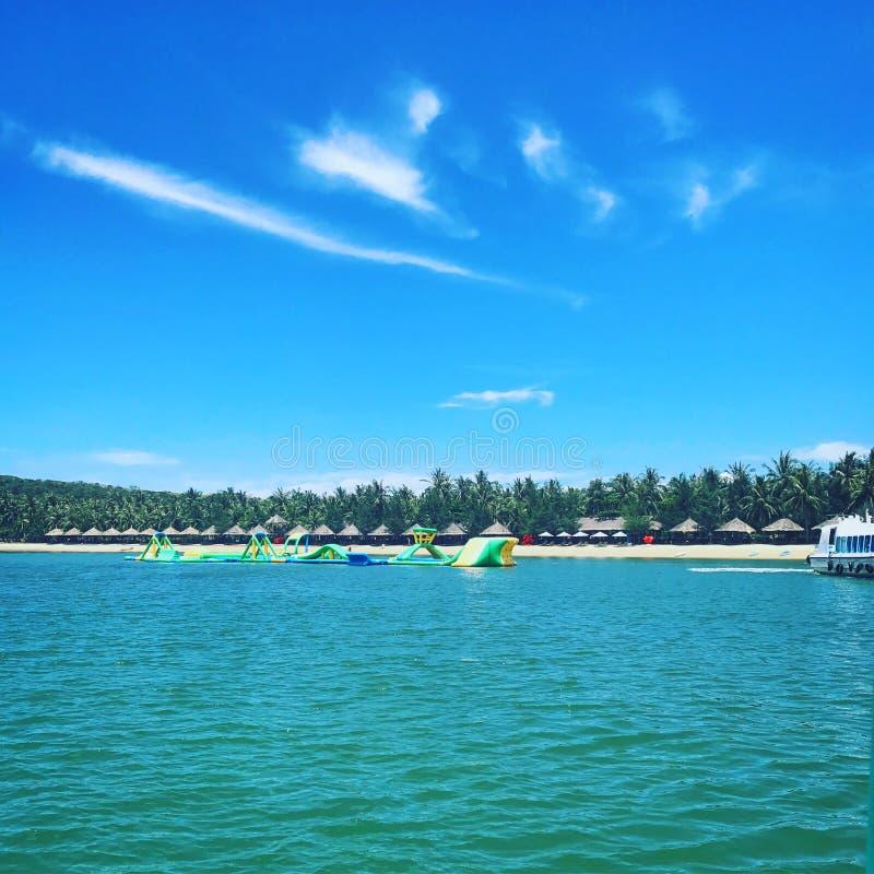 NhaTrang plaża fotografia stock