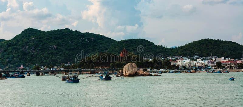 nhatrang vietnam royaltyfria bilder