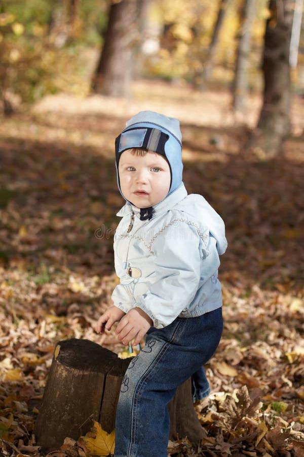 Niño foto de archivo