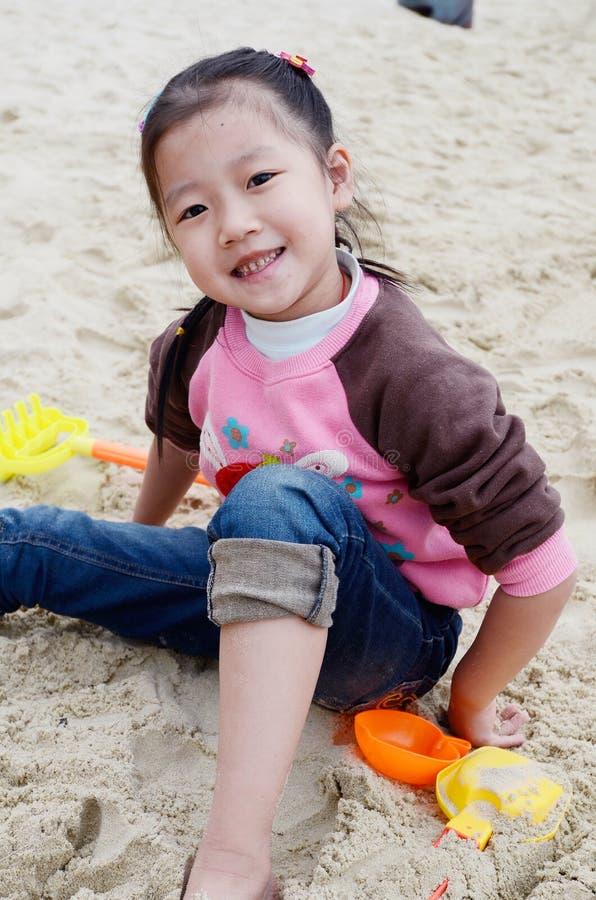 Niño asiático imagenes de archivo