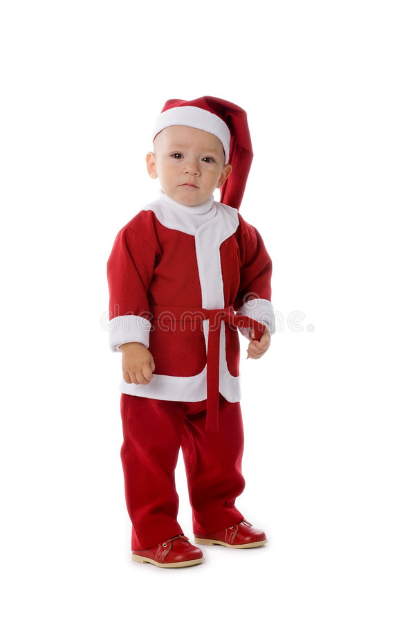 Niño de la Navidad imagen de archivo libre de regalías