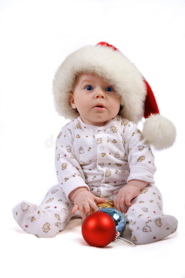Niño de la Navidad fotos de archivo libres de regalías