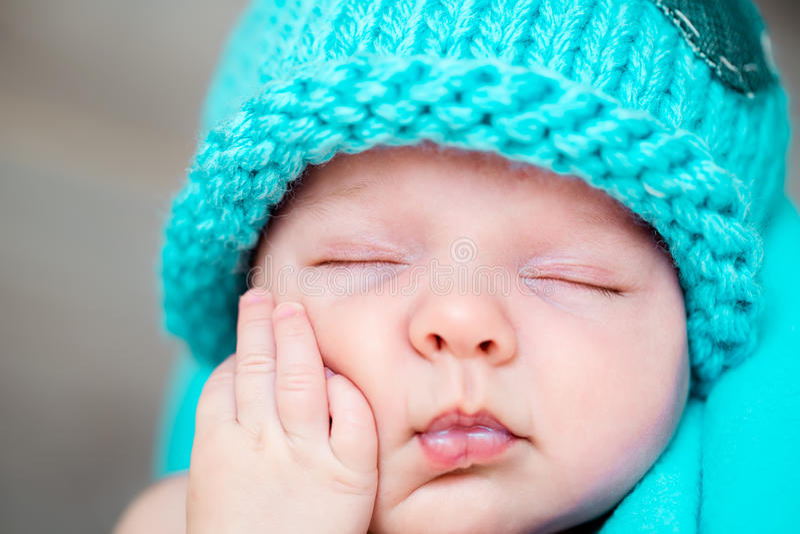 Niño dulce foto de archivo libre de regalías
