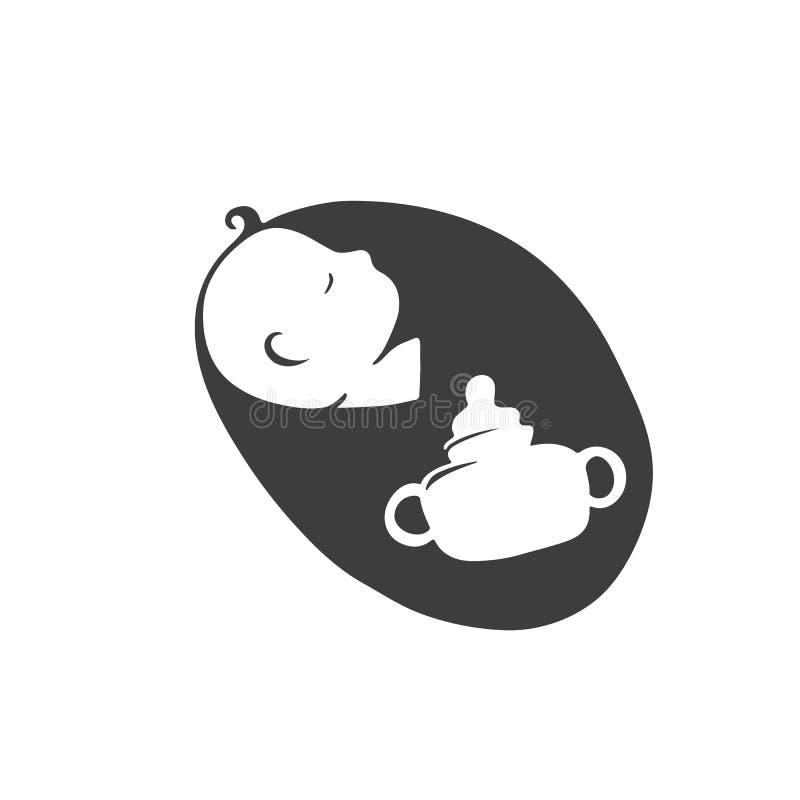 Niño durmiente libre illustration