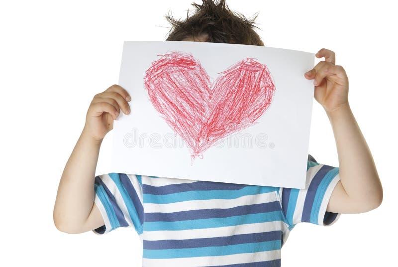 Niño encantador imagen de archivo libre de regalías