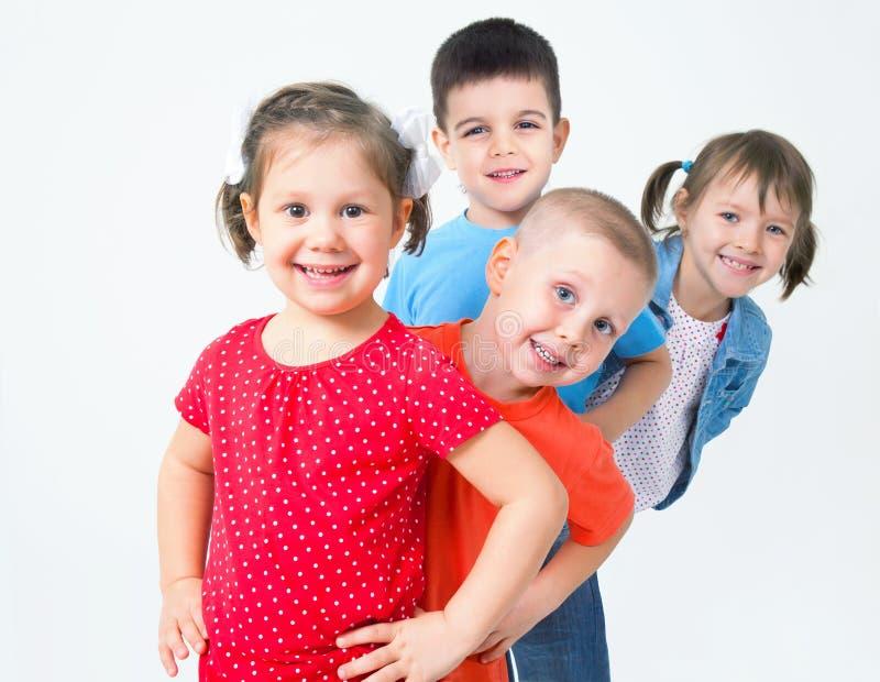 Niños fotografía de archivo