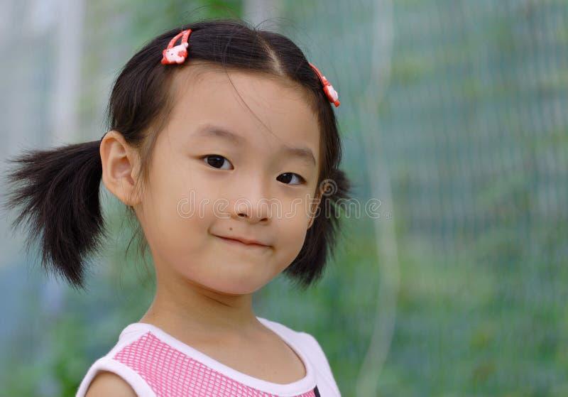 niños chinos encantadores imagen de archivo libre de regalías
