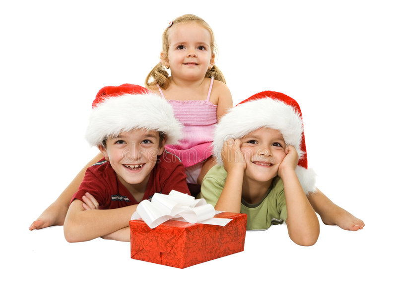Download Niños felices foto de archivo. Imagen de feliz, coloreado - 7150280