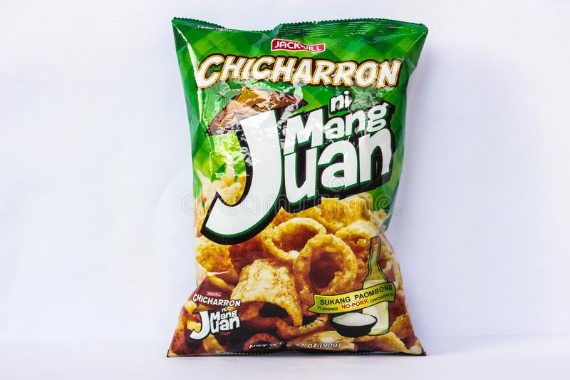 Ni Mang Juan de Chicharon fotos de stock