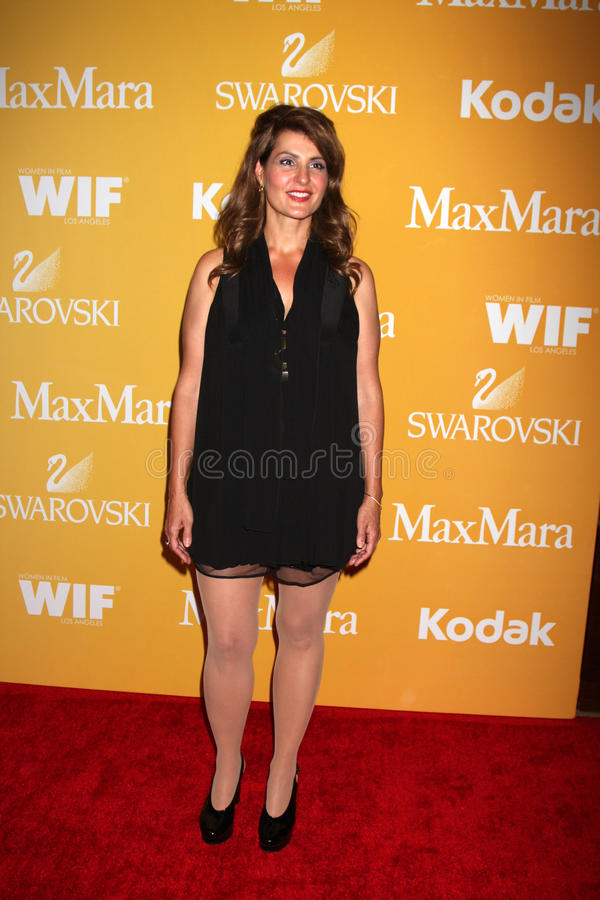 Download Nia Vardalos Arrives At The City Of Hope's Music And Entertainment Industry Group Honors Bob Pittman Event Editorial Photo - Image: 25587236