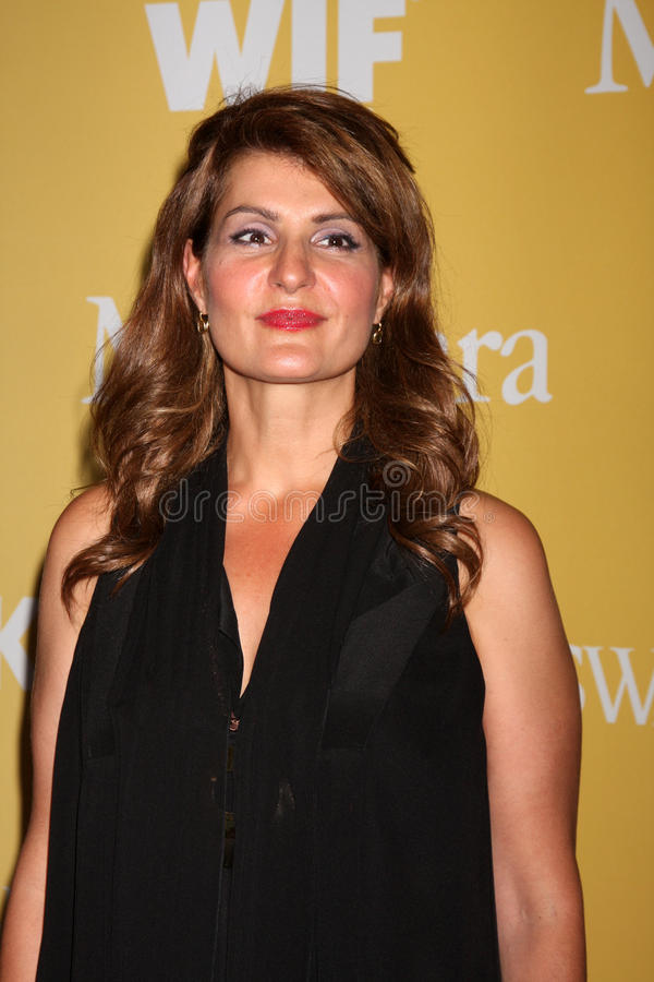 Download Nia Vardalos Arrives At The City Of Hope's Music And Entertainment Industry Group Honors Bob Pittman Event Editorial Stock Photo - Image: 25587238