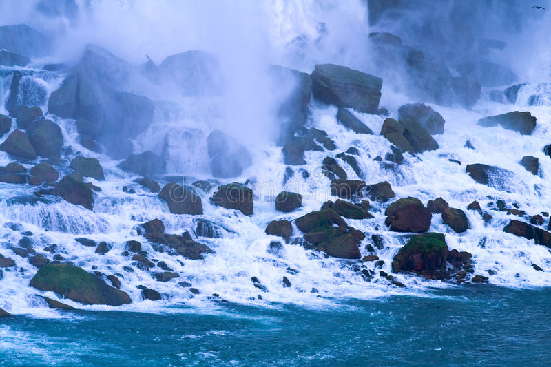 Niagara photo stock