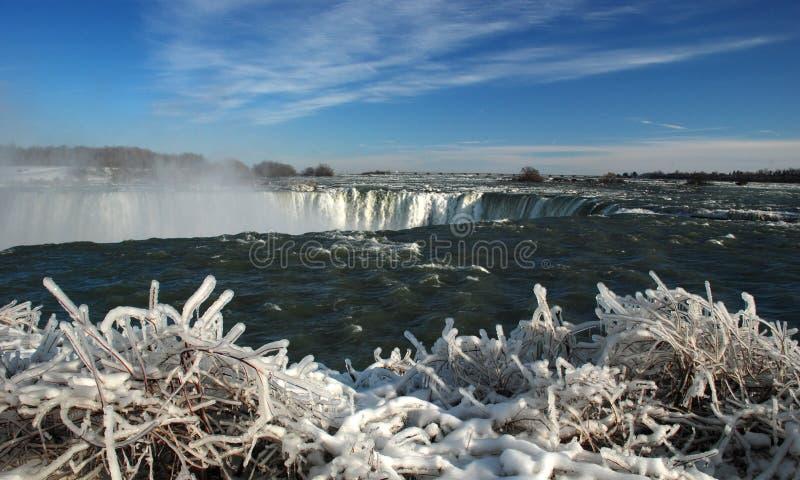 Niagara stockfotos