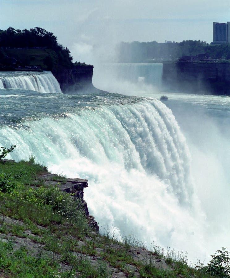Niagara Falls 01 royalty-vrije stock afbeeldingen