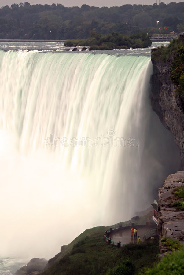 Download Niagara Falls stock photo. Image of cascade, niagara, famous - 1339404