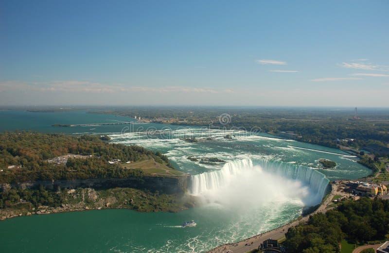 Download Niagara Falls stock photo. Image of america, flow, mist - 15497962