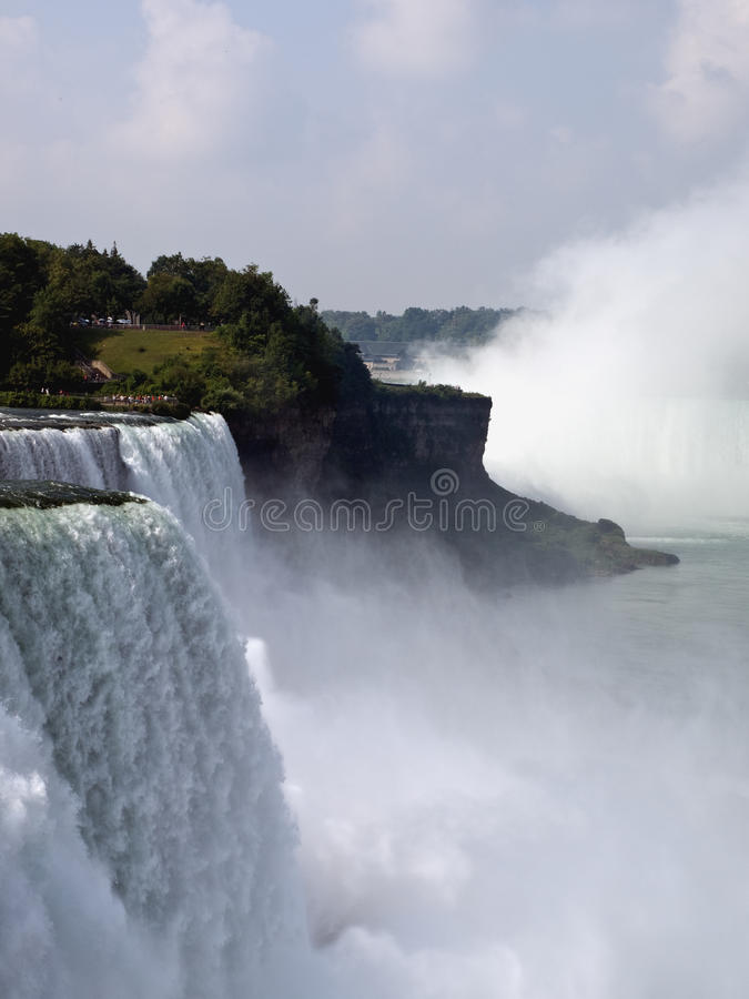 Download Niagara falls stock image. Image of world, york, famous - 16653979