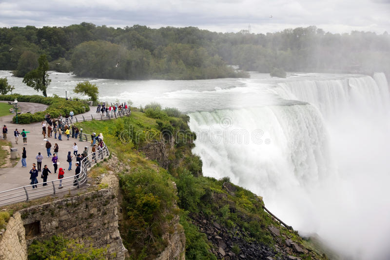 Download Niagara Falls Editorial Stock Photo - Image: 18056888