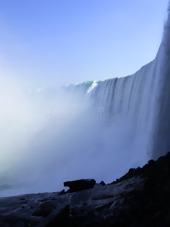 Download Niagara falls stock image. Image of river, white, niagra - 2548047