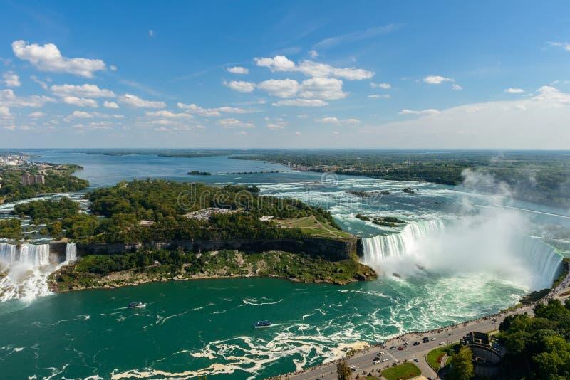 Download Niagara Falls imagem de stock. Imagem de canadá, nave - 26505863