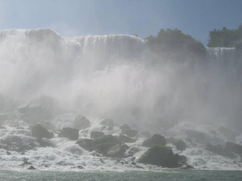 Niagara Falls royaltyfri fotografi