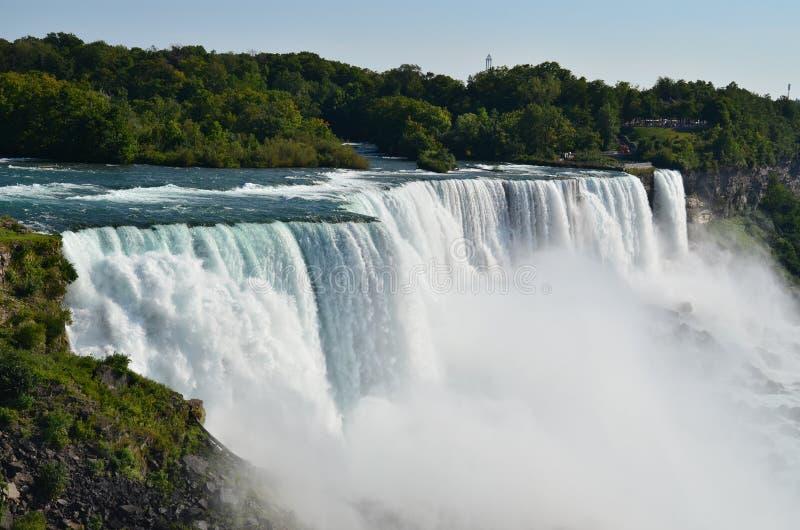 Niagara Falls royalty-vrije stock afbeeldingen