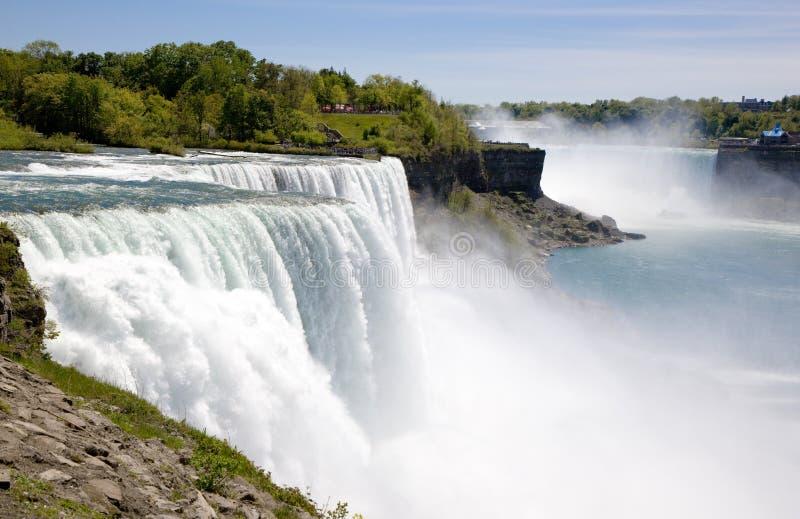 Download Niagara Falls stock photo. Image of niagara, wonder, sumer - 5286652