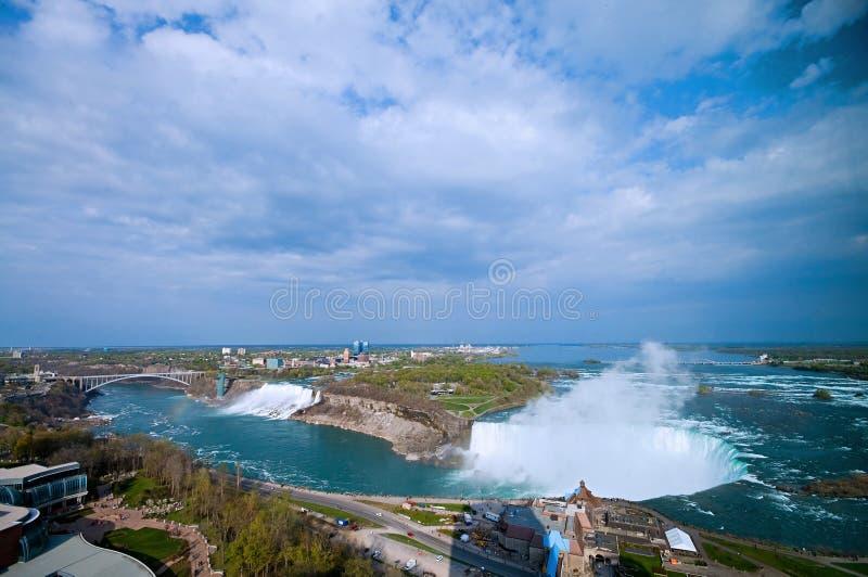 Niagara Falls fotografía de archivo