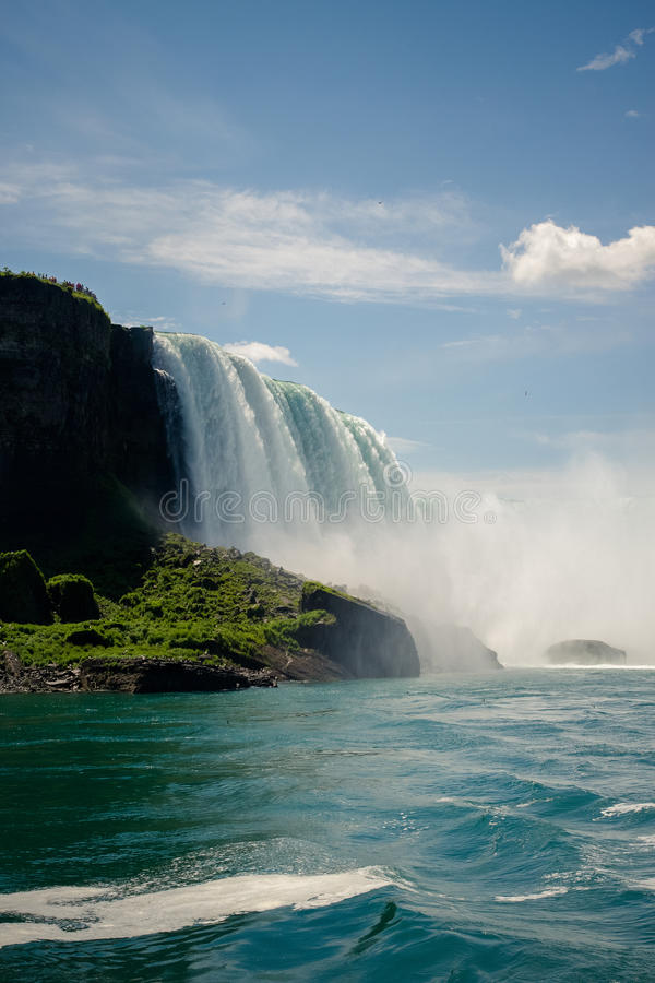 Niagara Falls royalty-vrije stock afbeelding