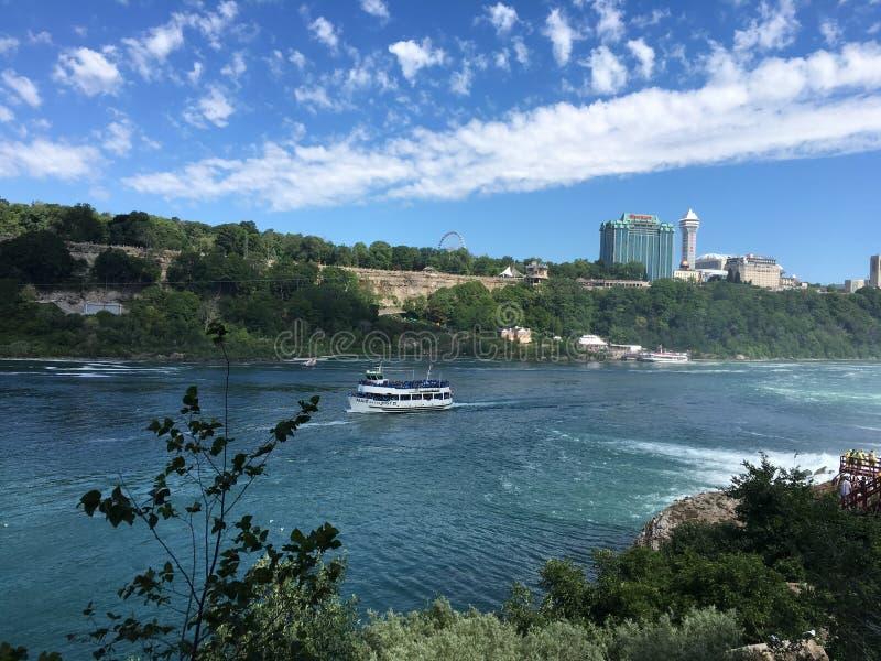 Niagara Falls stock foto's