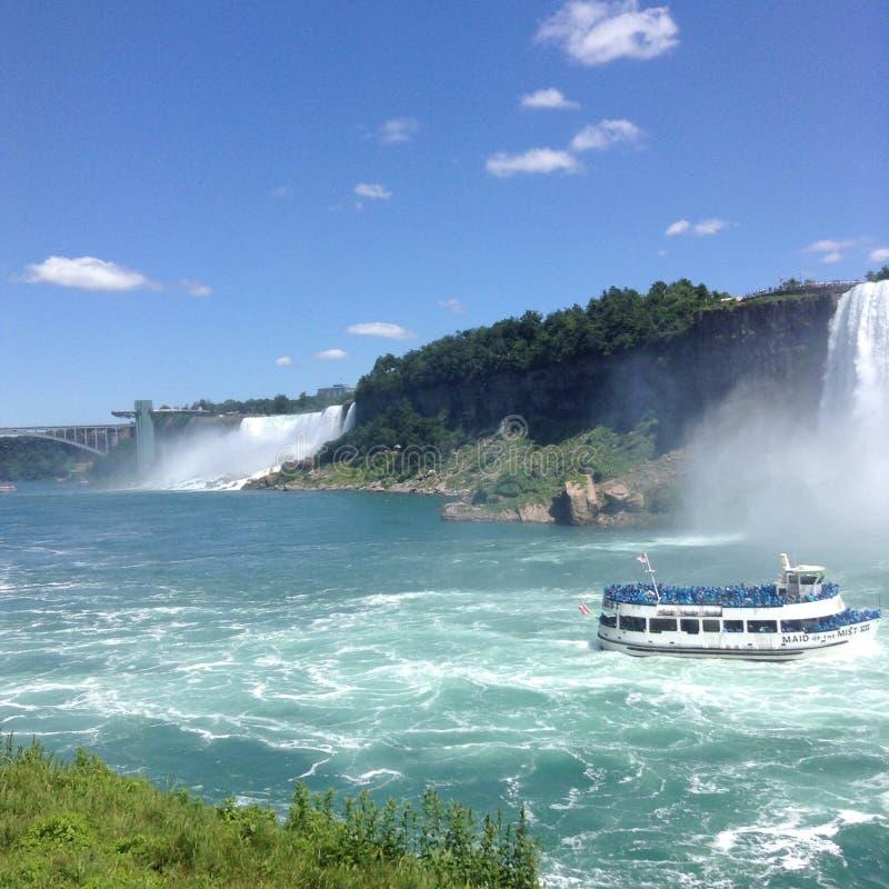 Niagara Falls stock photography