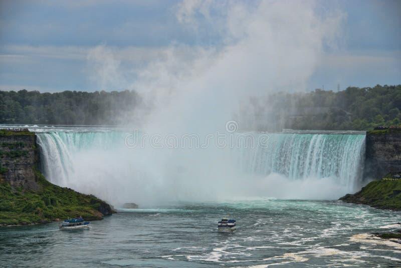 Niagara Falls, Canadá imagem de stock