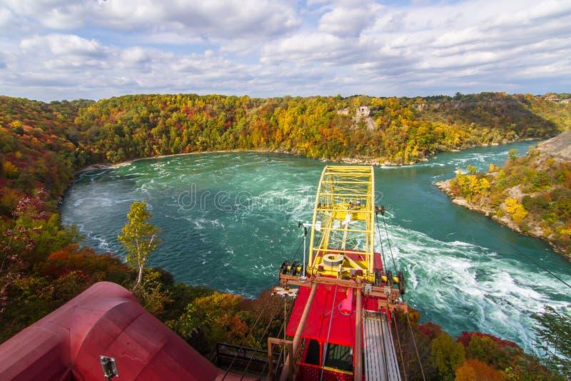 Niagara Falls, Canadá foto de archivo libre de regalías