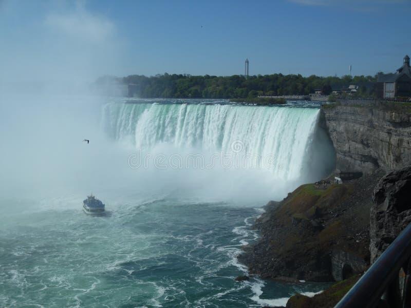 Niagara Falls Canadá Ontário foto de stock royalty free