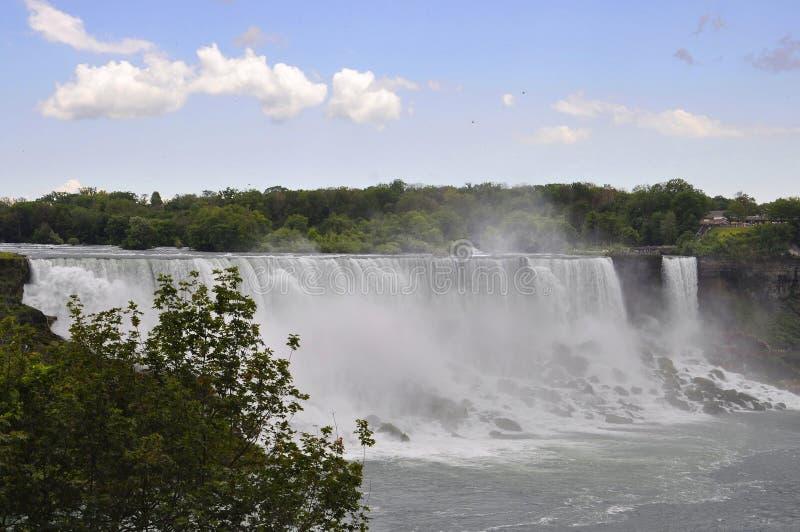Niagara Falls, el 24 de junio: Estados Unidos echan a un lado de Niagara Falls imagenes de archivo