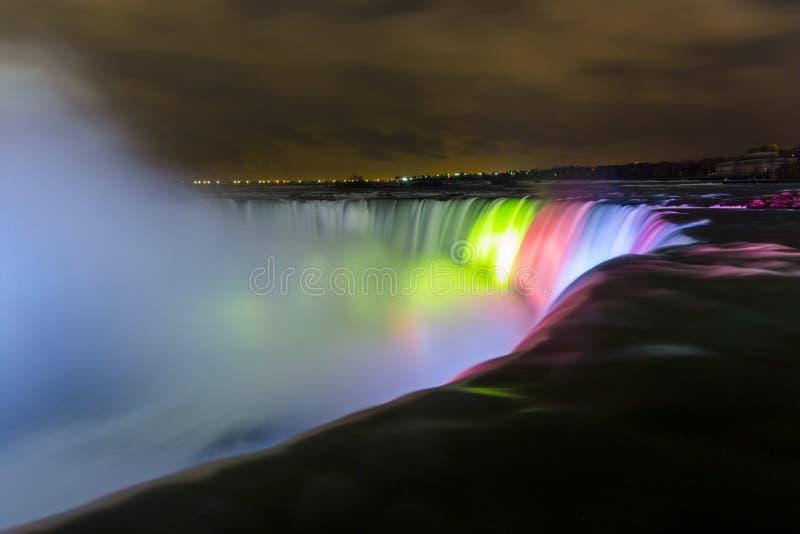 Niagara Falls escénico, Ontario, Canadá imagenes de archivo
