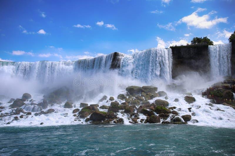 Niagara Falls, Estado de Nueva York, los E.E.U.U. imagen de archivo