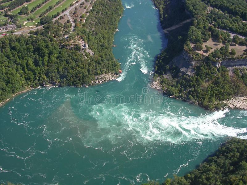 Niagara Falls Kanada: Nordamerika stockfoto