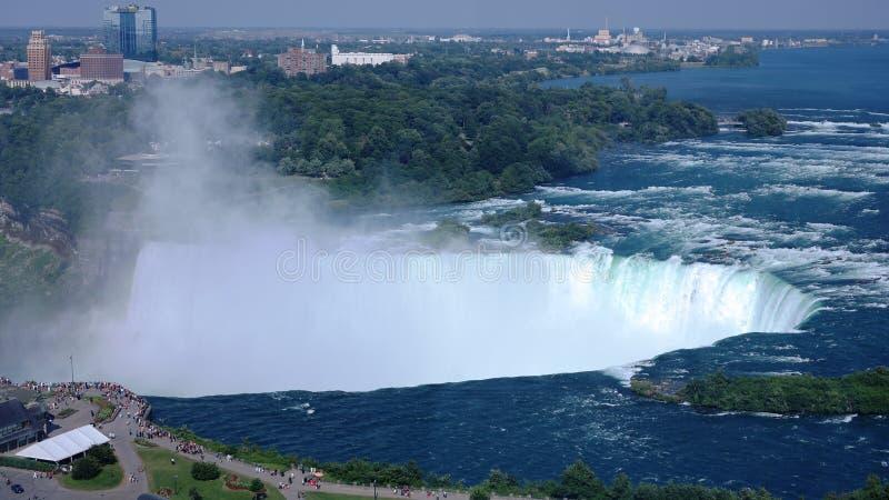 Niagara Falls New York images libres de droits