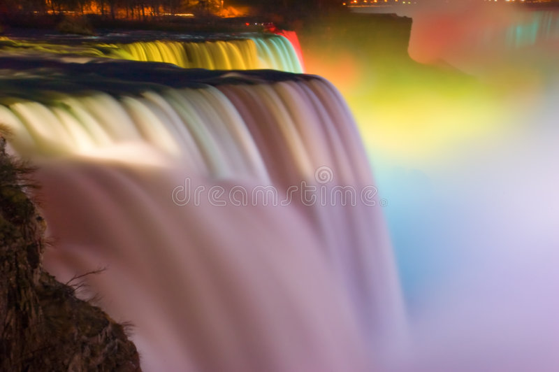 Niagara Falls, New York stockfoto