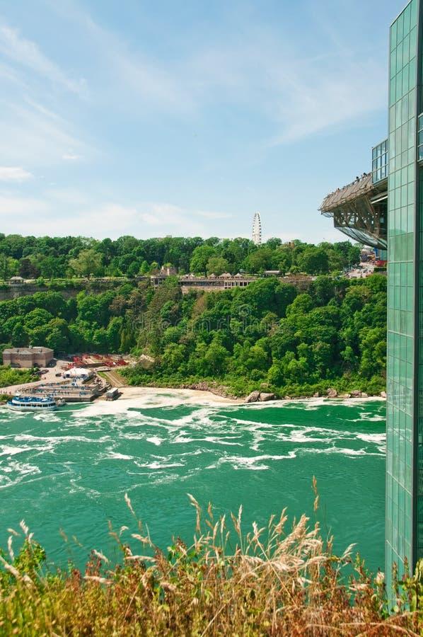 Niagara Falls, Ontario, Kanada stockfotografie