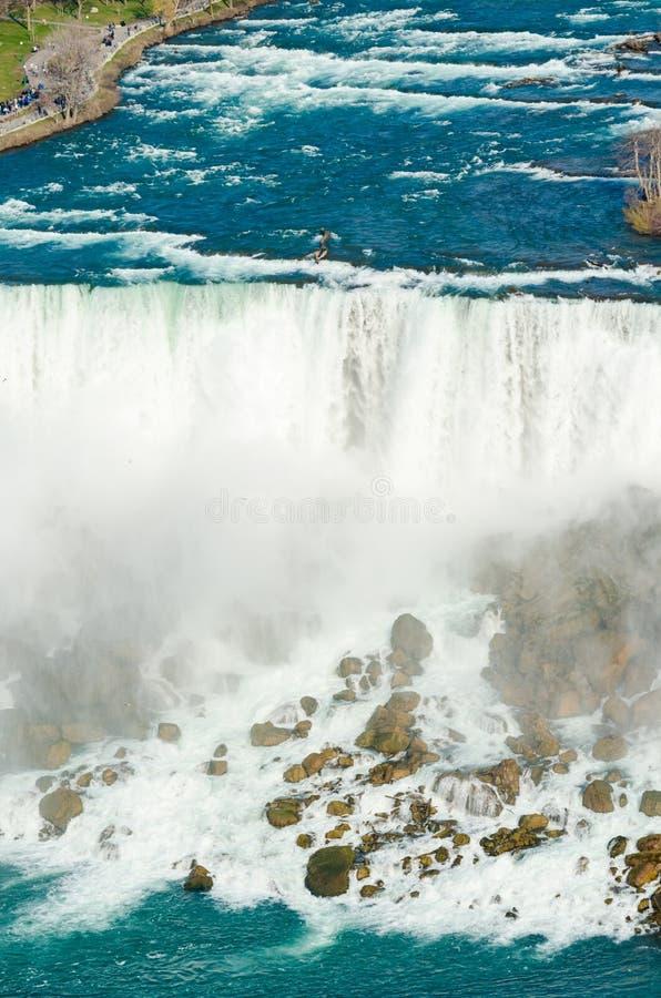 Niagara Falls S fotografie stock