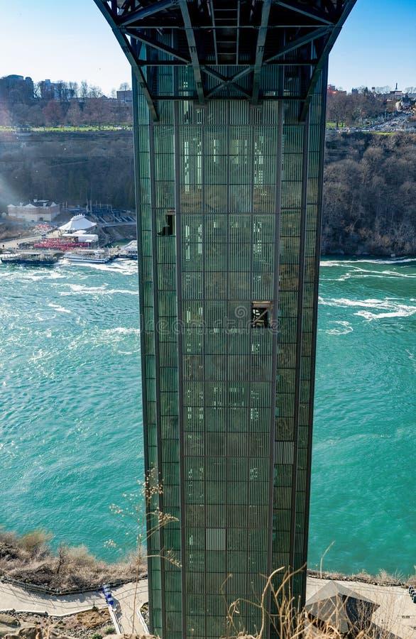 Niagara Falls S immagini stock